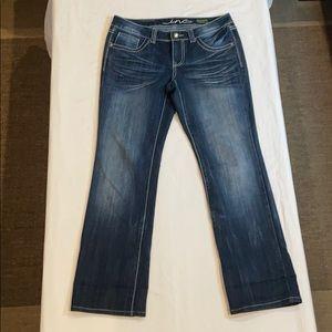 Inc Denim Women's Blue Jeans Size 4